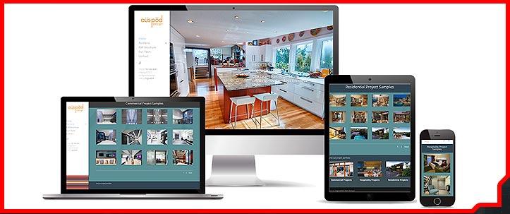 Auspod Website Designed by Digital808.com - SEO and Design services
